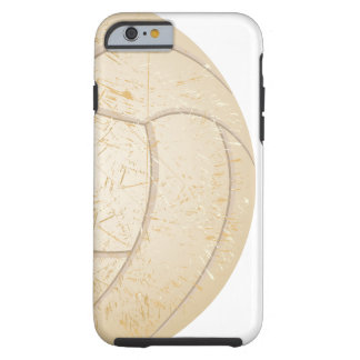 vintage volleyball tough iPhone 6 case