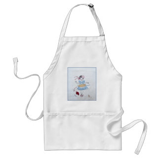 Vintage Waitress Design Apron