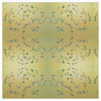 Vintage Wildflowers Fabric