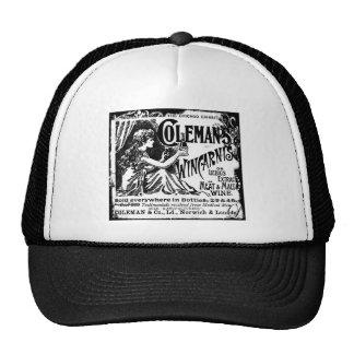 Vintage Wincarnis Tonic Ad Mesh Hats