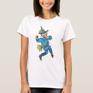 Vintage Wizard of Oz, Cute Dancing Boy Munchkin! T-Shirt