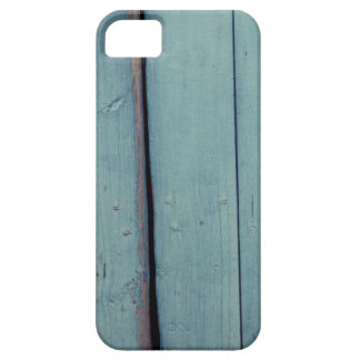 Vintage Wood Barely There iPhone 5 Case
