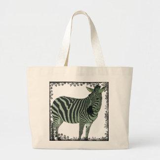 Vintage Zebra Twinkle Bag