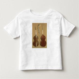 Viola da Gamba, or bass viol, by Joachim Tielke (1 Toddler T-Shirt