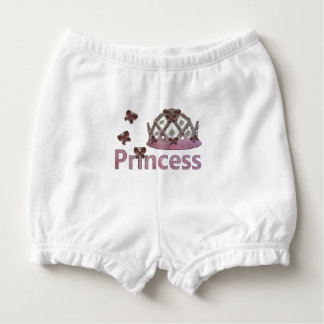 Viola Princess Crown Nappy Cover