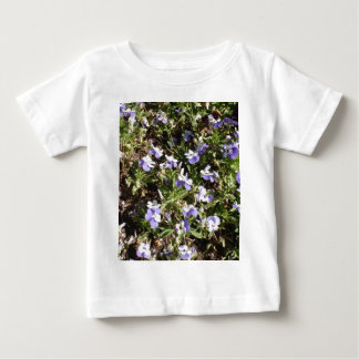 Viola 'Sorbet Delft Blue' Baby T-Shirt