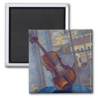 Violin, 1918 magnet
