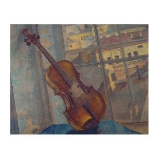 Violin, 1918 wood prints