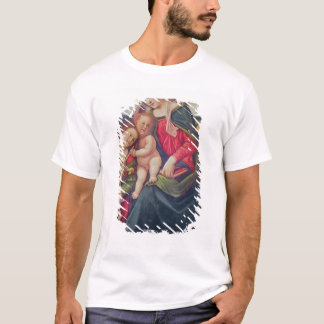 Virgin and Child and angel musicians T-Shirt