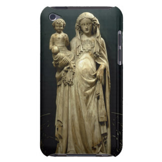 Virgin and Child, c.1375 (alabaster) Barely There iPod Cover