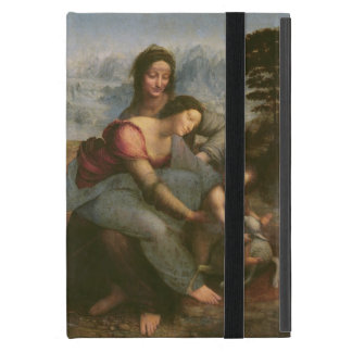Virgin and Child with St. Anne, c.1510 Case For iPad Mini