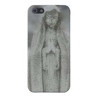 Virgin Mary Statue of Marble iPhone 5 Cover