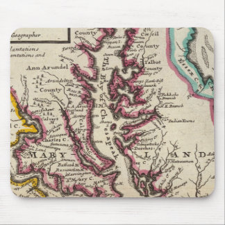 Virginia and Maryland Mouse Pad