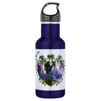 Virginia Bluebells Wildflowers 532 Ml Water Bottle