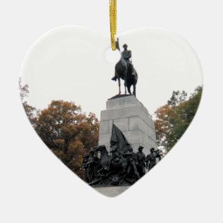 Virginia Memorial at Gettysburg NMP Christmas Ornament