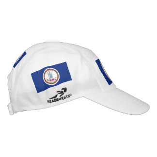 Virginia State Flag Design Hat