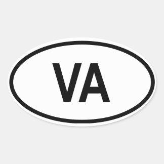 """Virginia """"VA"""" Stickers"""