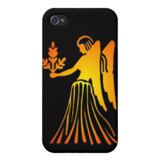 Virgo Speck Case Covers For iPhone 4