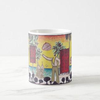 Virtual Salsa Coffee Mug