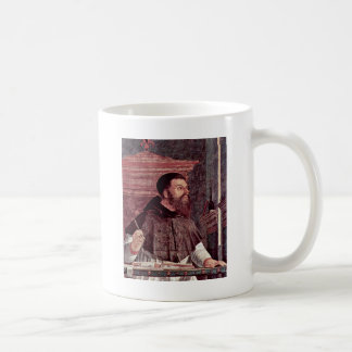 Vision Of St. Augustine, Detail By Carpaccio Vitt Coffee Mug