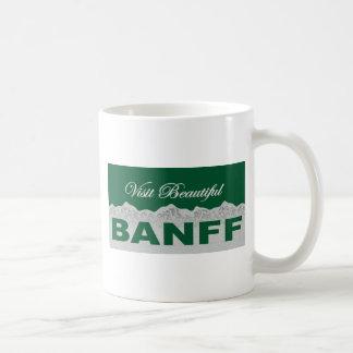 Visit Beautiful Banff Coffee Mug