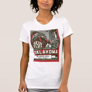 Visit Beautiful Historic Oklahoma Shirt