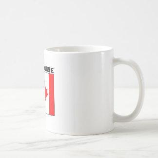 Visit Beautiful Lake Louise Coffee Mug