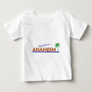 Visit Scenic Anaheim, California Baby T-Shirt