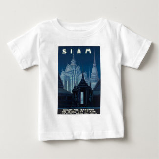 Visit Siam Poster Baby T-Shirt