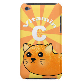 Vitamin Cat iPod Touch Covers