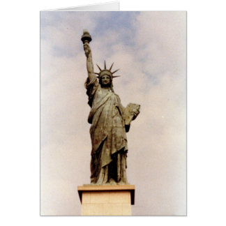 VIva La Liberty Card