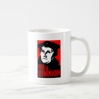 Viva la Reformacion LUTHER Coffee Mug