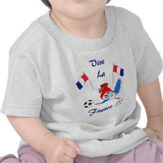 Vive La France Tshirt