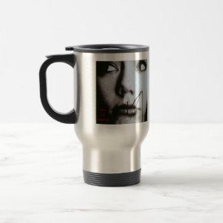 vive la liberté stainless steel travel mug