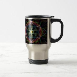 Vivid Composition Travel Mug