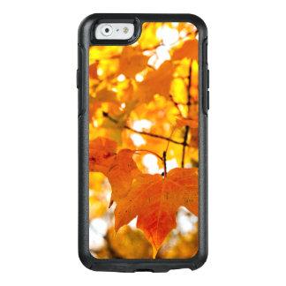 Vivid Maple Leaf OtterBox iPhone 6/6s Case