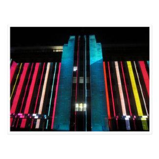 vivid sydney mca stripes postcards