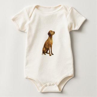 Vizsla (A) Baby Bodysuit