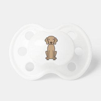 Vizsla Dog Cartoon Dummy