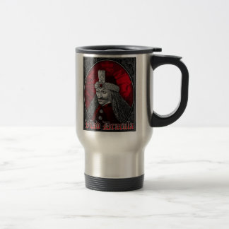 Vlad Dracula Gothic Travel Mug