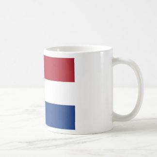 Vlag van Nederland - Flag of the Netherlands Coffee Mug
