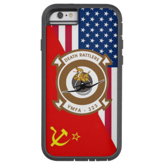 "VMFA-323 Death Rattlers ""Cold War"" Paint Scheme Tough Xtreme iPhone 6 Case"