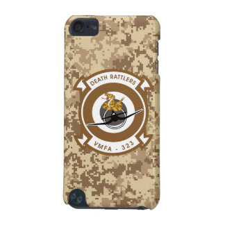 VMFA-323 Death Rattlers Marine Camo iPod Touch (5th Generation) Covers