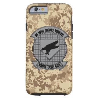 "VMFA (AW)-533 ""Hawks"" Marine Camo Tough iPhone 6 Case"