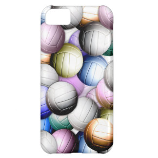 Volleyball Collage iPhone 5C Case