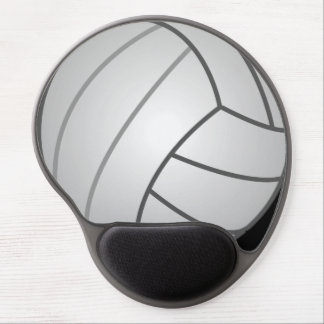 Volleyball Gel Mouse Pad