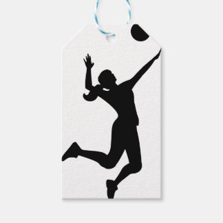Volleyball Gift Tags