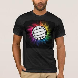Volleyball; Spectrum T-Shirt