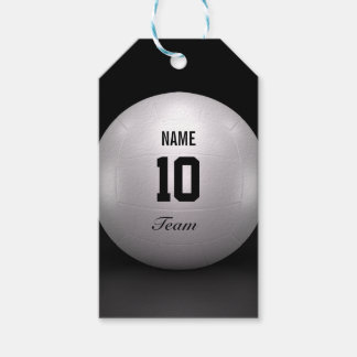 Volleyball Team Gift Tags