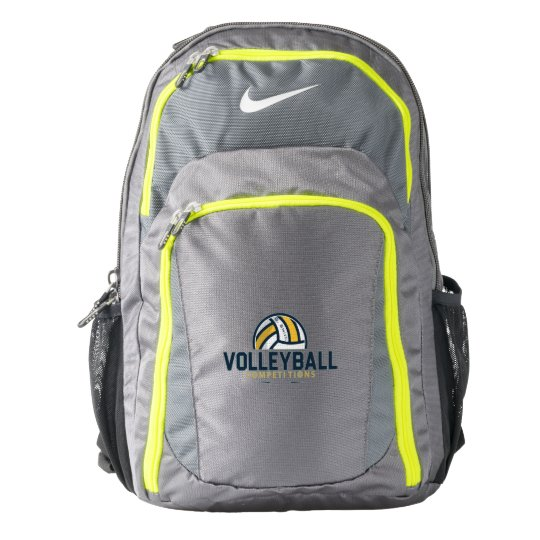 Volleyball Team. Your Official Backpack